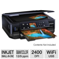 Epson - Expression Premium XP-600 Wireless Small-in-One Printer C11CC47201