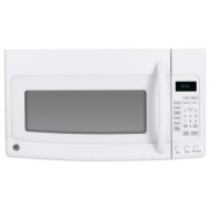 GE 1.9 cu. ft. Over-the-Range Sensor Microwave Oven - White