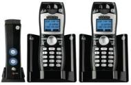 General Electric 28127FE2 Cell Fusion Cordless Phone with Call Waiting and Caller ID 2-PACK