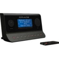 Grace Digital Solo Wi-Fi Receiver - Wireless Radio & Media Streamer - GDI-IRA500