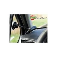 "OctaCam Auto-Videokamera ""C-260"" mit Akku & Fenster-Halterung"