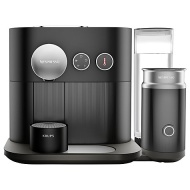 Nespresso Expert Coffee Machine with Aeroccino by KRUPS, Matt Black