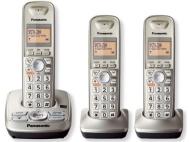 Panasonic KX-TG4223N Expandable Digital Cordls Ans Sys 3 Hs