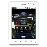 Viewsonic V7E_1WNA1US7_01 ViewPad 7e 7-Inch Android 2.3 Gingerbread Tablet - White