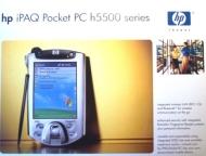 HP iPaq 5550/5555