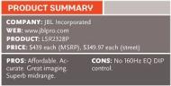 JBL LSR 2328 P