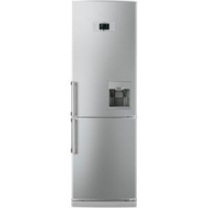 LG GB3133PVGK Fridge Freezer - Platinum Silver