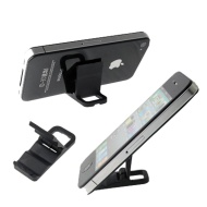 LUPO - Soporte para iPhone 4S/4/3GS/3G, iPad, iPod Touch, smartphones y tablets, color negro