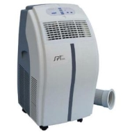 10,000 BTU Portable Air Conditioner with Dehumidifer and Remote