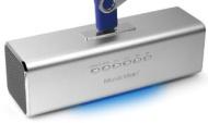 Soundstation Lautsprecher MusicMan silver