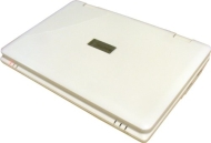 "7"" White Mini Netbook Laptop Wifi 2GB 128MB"