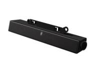 Dell AX510 Sound Bar - PC multimedia speakers - 10 Watt (total) - black