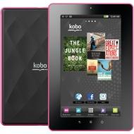 Kobo K080-Kbo-P Kobo Vox  7-Inch Vivid Color Multi-Touch Multi-Media Screen (Pink)