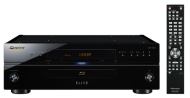 Elite BDP-09FD Blu-ray Disc Player (BD-R, DVD-R, CD-R - BD Video, DVD Video, LPCM, Video CD Playback - Progressive Scan)