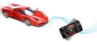 Silverlit Bluetooth remote control Enzo Ferrari - controlled by iPod, iPhone and iPad