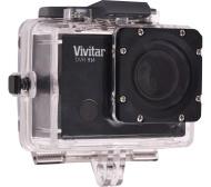 VIVITAR DVR944 4K Ultra HD Action Camcorder - Black