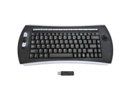 DSI Wireless RF Compact Keyboard with Optical Trackball