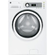GE ENERGY STAR 4.0 DOE Cu. Ft. Capacity Frontload Washer - GFWH1400DWW