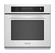 KEBK101SSS KitchenAid Single Wall Electric Oven