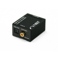 Neet® DAC - Digital to Analogue Stereo Audio Converter - SPDIF - TOSlink / Coaxial to Stereo Left/Right RCA