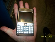 Nokia &quot;E62i&quot; spotted?