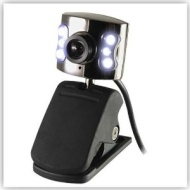 PPM Webcam Built-in microphone Built-in 6 LED lights