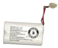 Uniden BBTY0651101 model BT1007 Nickel-Cadmium Rechargeable Cordless Phone Battery, DC 2.4V 500mAh