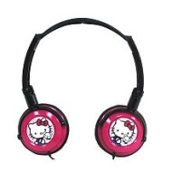 Hello Kitty DJ Headphones