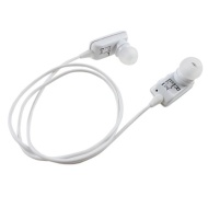 IMAGE® Bluetooth Wireless Stereo Headset Earphone Earbuds A2DP For Mobile Phone iPhone 4S 5 Android Phone iPad 2 3 4 New iPad