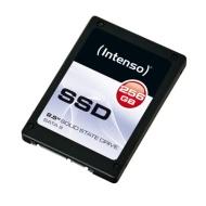 Intenso interne SSD-Festplatte 128GB (6,4 cm (2,5 Zoll), SATA III) schwarz