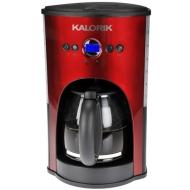Kalorik CM25282SS Stainless-Steel Programmable 12-Cup Coffeemaker