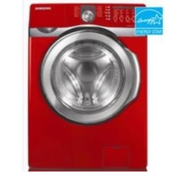 Samsung WF409AN 4.3 Cu. Ft. Front Load Washer (Color: Red) ENERGY STAR