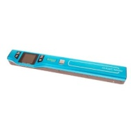 "VUPOINT SOLUTIONS SCAN MAGIC WAND TURQUOISE W/1.5"" COLOR DISPLAY"
