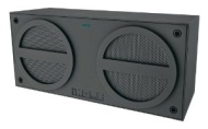 iBN24GC Bluetooth Rechargeable Stereo Mini Speaker (Grey)