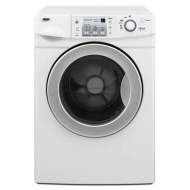 Amana NFW7200TW 3.5 Cu. Ft. White Front-Load Washer with 5 Water Temperature Combos, 4 Speed Combinations, Antimicrobial Component Protection, and Ene