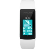 POLAR A360 - White, Medium