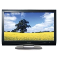 "Sharp LC C3234U - 32"" Aquos LCD TV - widescreen - 720p - HDTV - black"