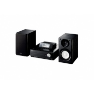 Sony GIGA JUKE NAS-E300HD - Micro system with Walkman port - radio / CD / MP3 / HDD / USB flash player/recorder