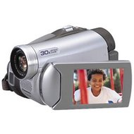 Panasonic PV-GS36 MiniDV Digital Camcorder 30x Zoom