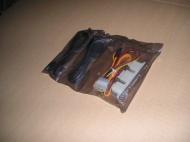 Gigabyte a 2 volte e-SATA eSATA Serial SATA esterna portatarga slot con alimentazione e supporto slot per il cavo dati | Gigabyte 2-fold e-SATA eSATA