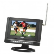 "Naxa NTD-1050 10"" Widescreen Digital LCD Television with Built-In DVD Player and USB/SD/MMC Inputs"