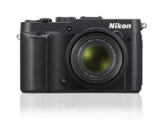 Nikon COOLPIX P7700 Compact Digital Camera - Black (12.2MP, 7.1x Optical Zoom) 3 inch LCD
