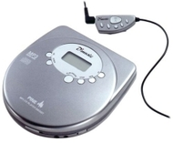 D MUSIC SM300T MP3/CD PLAYER SILVER