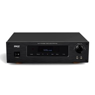 Pyle PT592A Bluetooth 5.1 Channel HDMI Digital Stereo Receiver Amplifier with AM/FM Radio, 4 HDMI Inputs and 300 Watt Output