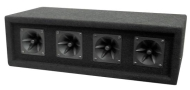 Pyramid Audio Pmbhtw4 Dj 4-way Tweeter Box
