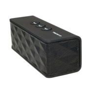 TECEVO T4 NFC Bluetooth Wireless Speaker With NFC Pairing And Microphone - 6W RMS - Black
