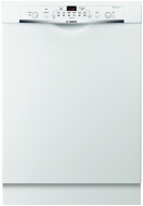 Bosch SHX68T55UC 800 24 Stainless Steel Fully Integrated Dishwasher - Energy Star