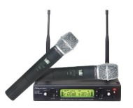 Hisonic HSU482H 48-Channel Dual UHF Wireless Microphone