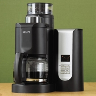 Krups Pro Grinder-Brewer 10-Cup Coffee Maker KM7000