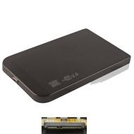 LUPO USB 2.5 Zoll Festplattenlaufwerk HDD Externe Gehäuse Caddy Gehäuse (Diverse SATA, IDE, USB 2.0 und 3.0 Versionen)